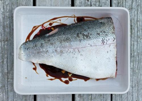 Kalan voi paistaa kokonaisena tai sopiviksi annospaloiksi leikattuna.