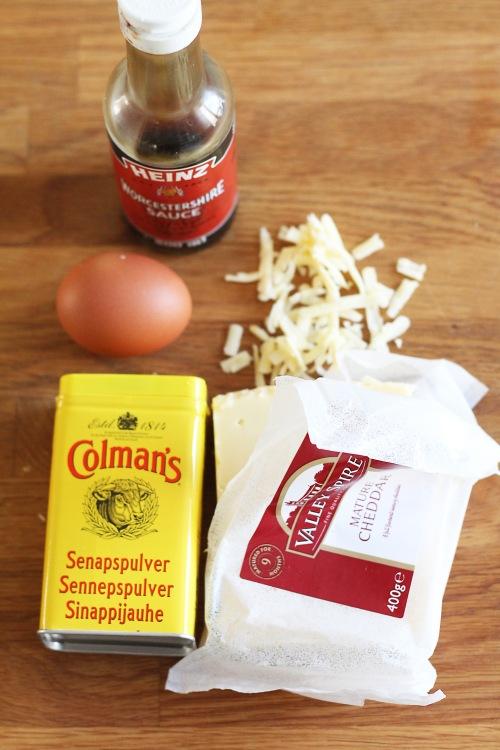 Mahtavaa: resepti, johon voi käyttää sekä sinappijauhetta että Worcestershire-kastiketta, jotka muuten lähinnä seisovat kaapissa vanhenemassa.