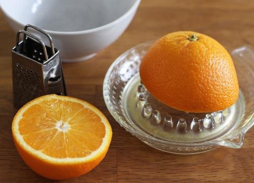 Kaupasta löytyi herttaisia, pieniä ja todella makeita reilun kaupan appelsiineja.