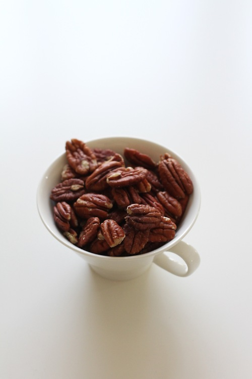Suosikkini: pekaanipähkinät.