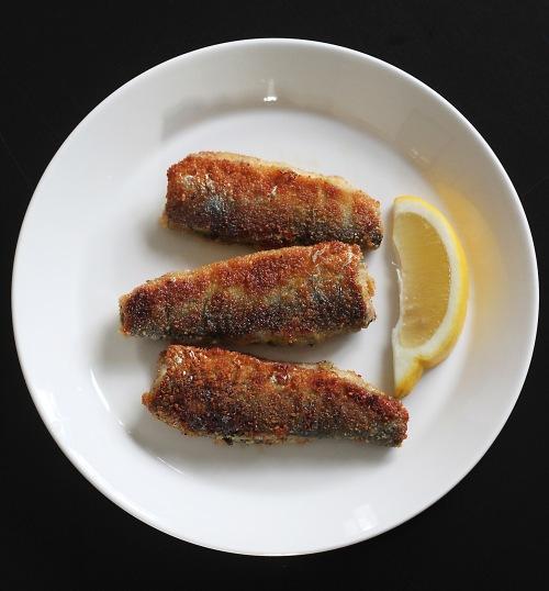 Silakkapihvit pitävät sitruunamehusta.